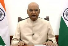Photo of National Lost A Stalwart Leader: President On Keshubhai's Death