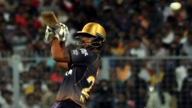 Photo of Rana, Karthik Take KKR To 172/5 After Late Surge