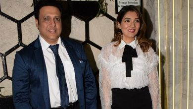 Photo of Govinda Is Proud Of His Daughter Tina For Her Acting Skills