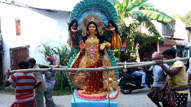 Photo of Low-Key Laxmi Puja Celebrations In Bengal