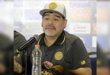 Photo of Argentina Football Legend Diego Maradona Turns 60