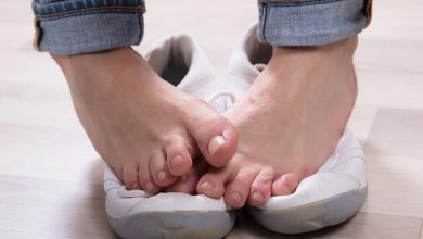 Photo of Scientists Develop Effective Coating Solution For Smelly Feet