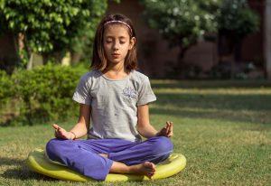 child meditation