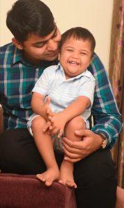 Father 6- Mr. Aditya Tiwari - Avnish