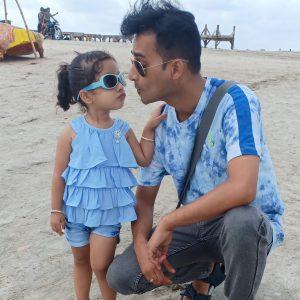 Father 5-Mr. Daleep Singh Bandral- Kuku.