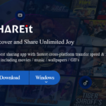 How to Transferring files from Android phone to PC with SHAREit