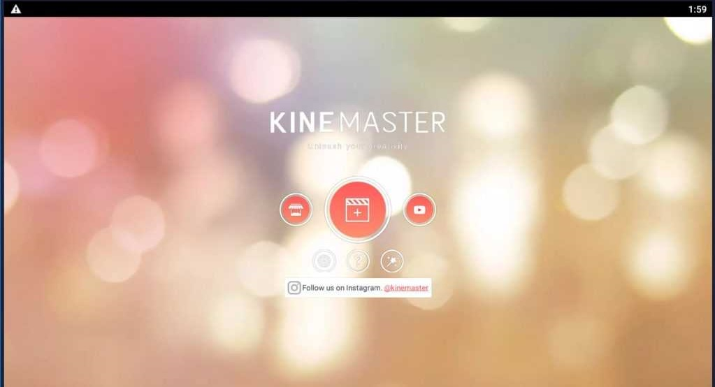 Kinemaster install on nox player