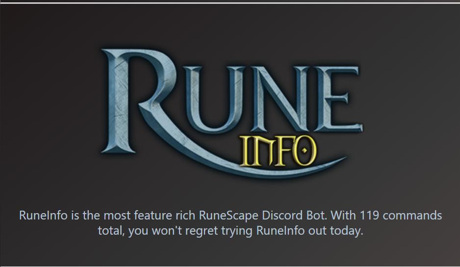 RuneInfo
