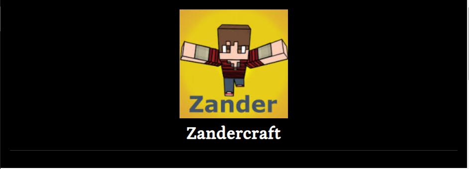 ZanderCraft
