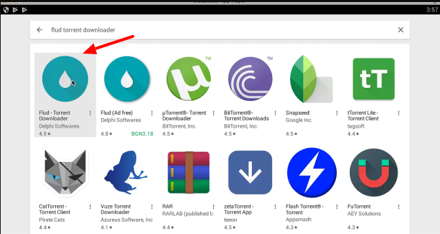 How to Install the Flud App for PC