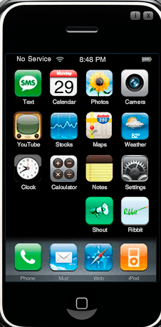 Air iphone ios emulator