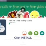 Download TextMe For PC – Windows 7/8/10 latest version