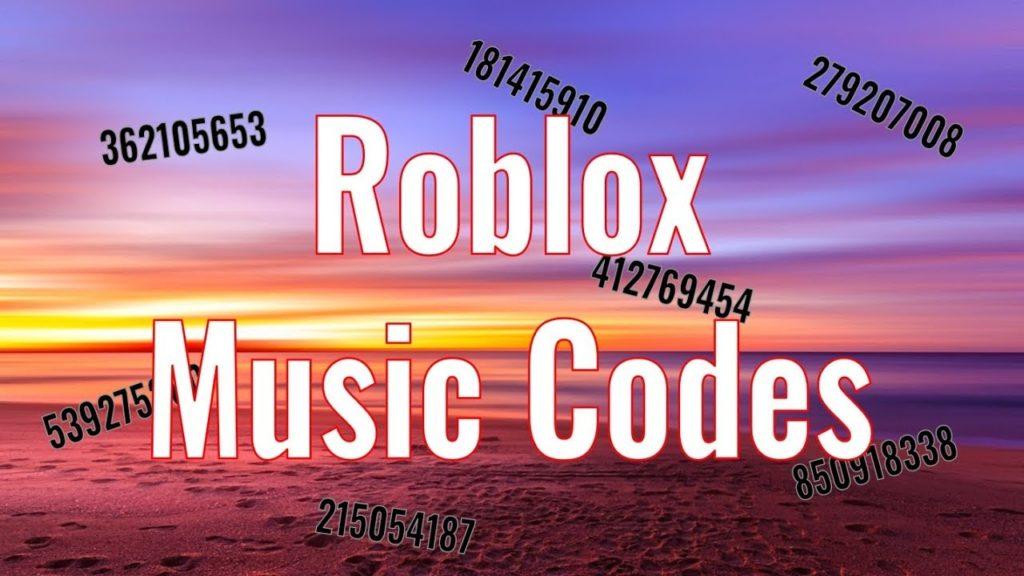 roblox music codes id