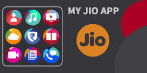 MyJio for pc features