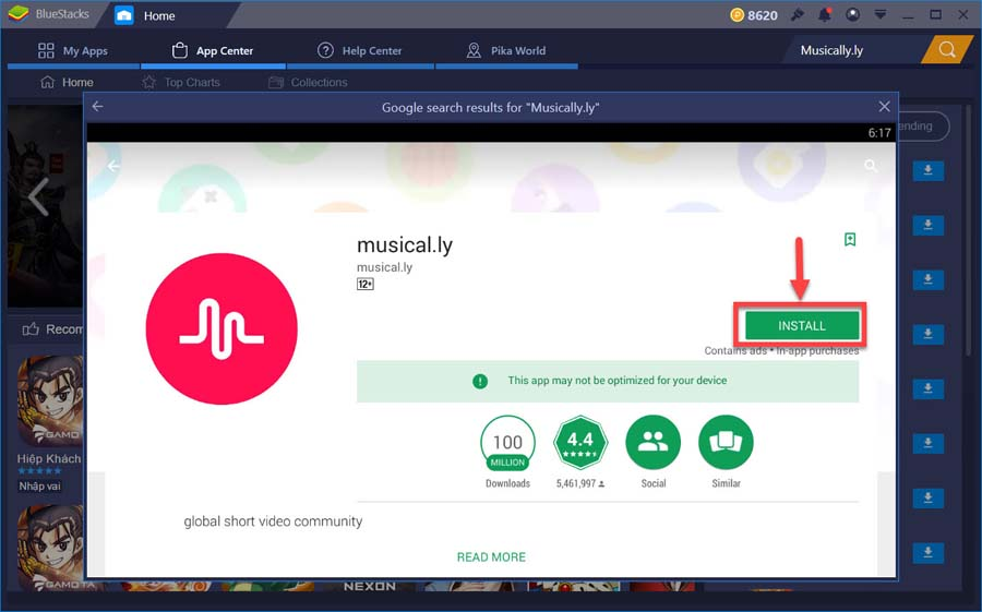 Download and Install Musically.ly For PC