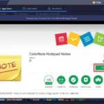 Download ColorNote For PC – Windows 7/8/10 latest version