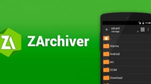 Zarchiver for PC features