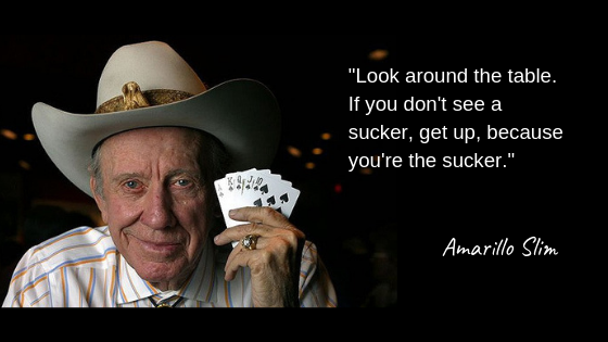 Amarillo Slim and the fame that followed him in poker