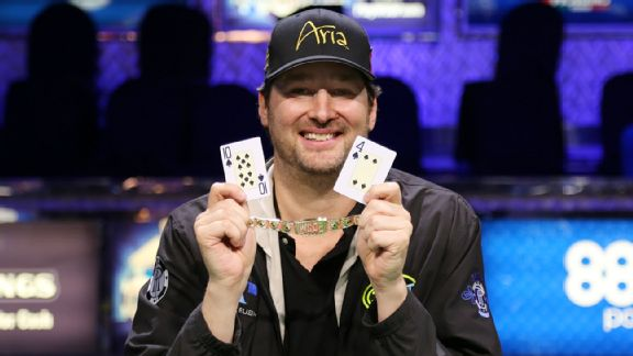 Phil Hellmuth: Professional Poker Player