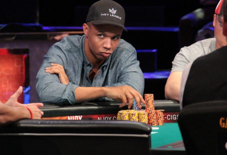 Phil Ivey: Professional Poker Player