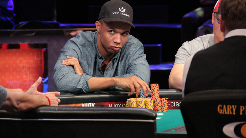 Phil Ivey: Youngest To Be In The Poker Hall Of Fame.