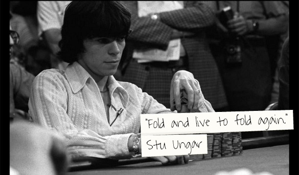 Stu Ungar : Poker Legend With a Lightening IQ Level and a Photographic Memory