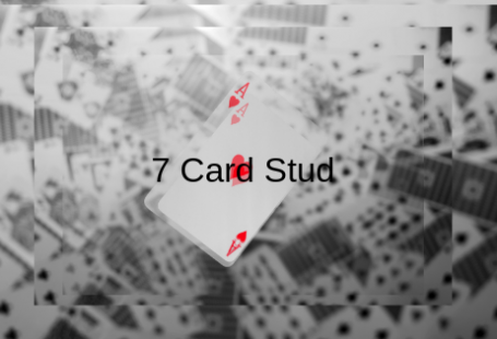 Learn seven card Stud