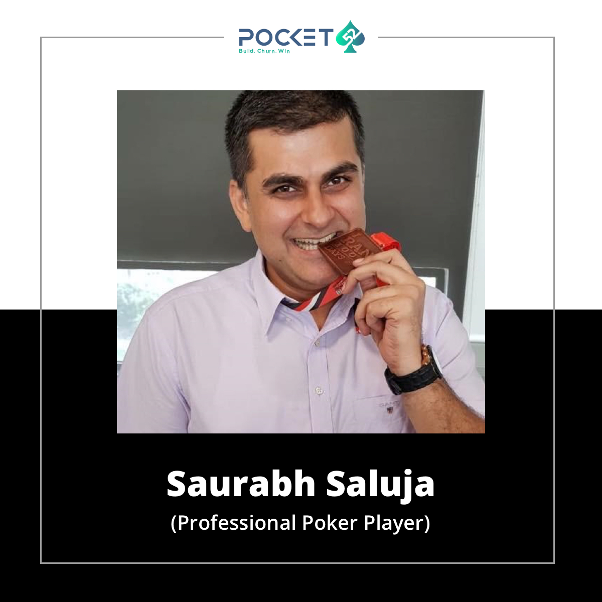 Playing Poker My Way – Saurabh Saluja – Interview With a Pro Poker Player