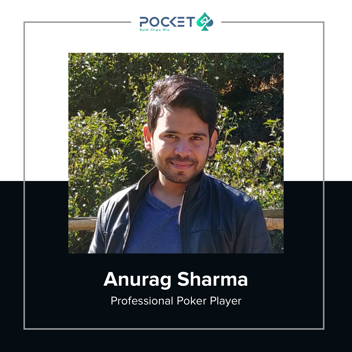 Winning After Losing It All – Anurag Sharma – Interview With a Poker Player
