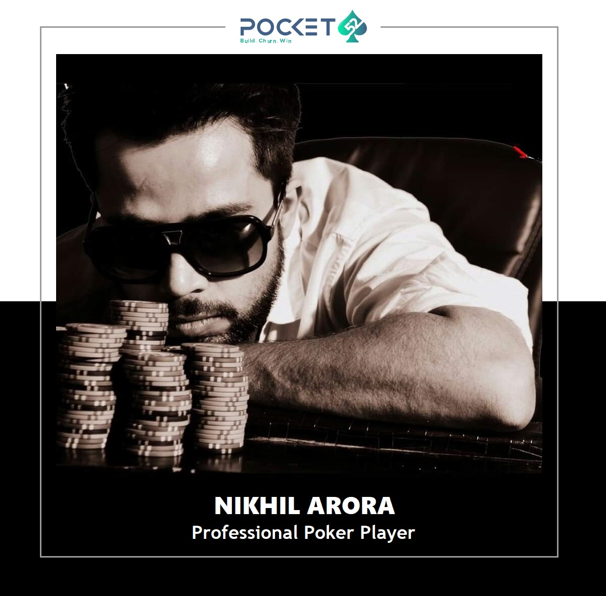 """High Risks, Higher Rewards"" – Nikhil Arora – Interview With a Poker Player"