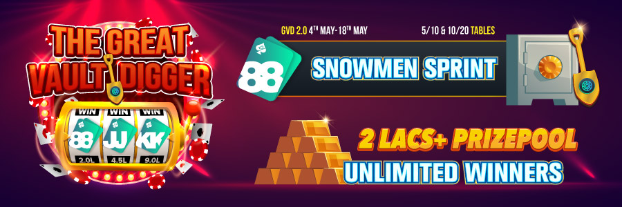 Play Poker Online At Snowmen Snowmen 2.0