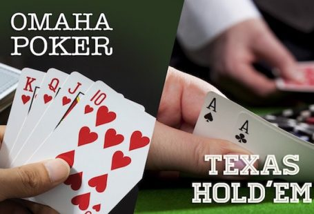 Texas Holdem and Pot Limit Omaha Poker