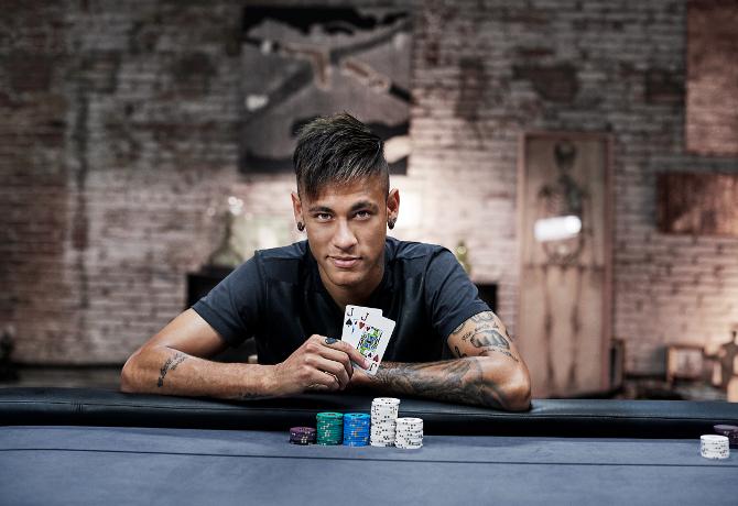 Andre Akkari: Neymar Jr Going Pro in Poker After Retirement from Football