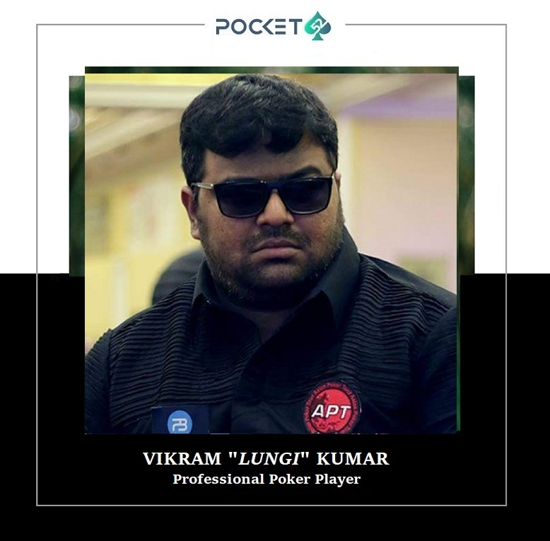 Talking Poker With Vikram Kumar a.k.a Lungi: Interview With a Poker Player