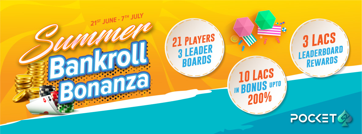 Beat The Heat & The Betting Streets With Summer Bankroll Bonanza