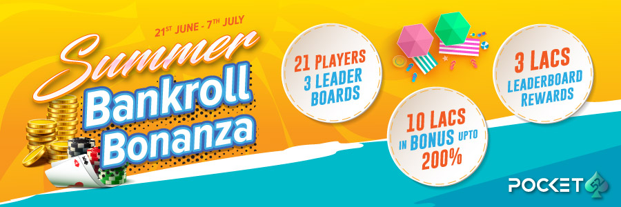 Beat The Heat & The Betting Streets With The Summer Bankroll Bonanza