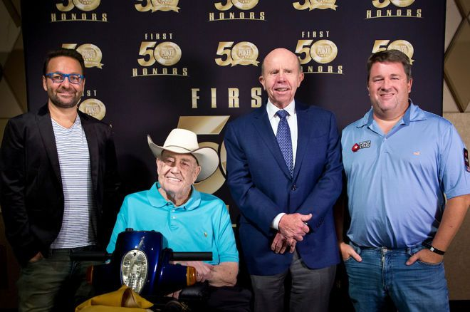 WSOP First Fifty Honors Gala: Celebrating 50 Years of WSOP History