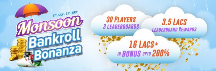 Monsoon Bankroll Bonanza – Make it Rain Money This Monsoon!