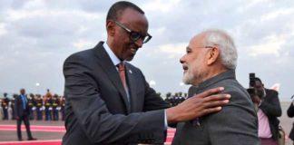India, Rwanda sign 8 MoUs, exchange documents