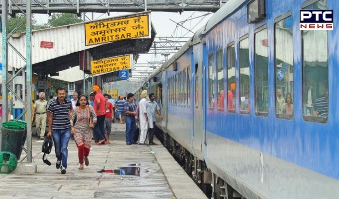 Amritsar Rly Station to resumes operations tomorrow after Electronic interlocking connection work ends