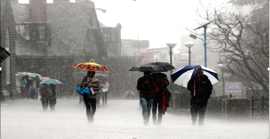 Dharamshala records second highest rainfall for 24-hour period, schools shut in Kangra