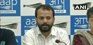 'I am not involved in active politics at the moment,' tweets AAP leader Ashish Khetan