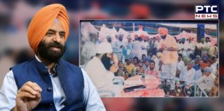 SAD Asks Sidhu To Clarify Is His Pic Bowing Before Ram Rahim Real?