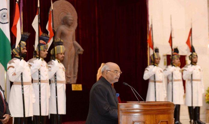 President Kovind pays homage to Dr S. Radhakrishnan on Teachers' Day