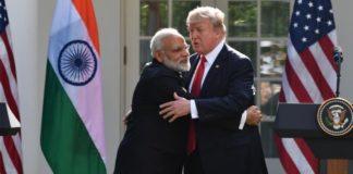 I Love India, Give My Regards To My Friend PM Modi: Prez Trump Tells Sushma Swaraj