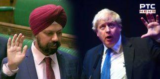 Jalandhar Based Turbaned MP In UK Calls British Politician, 'Disloyal And Backstabber'
