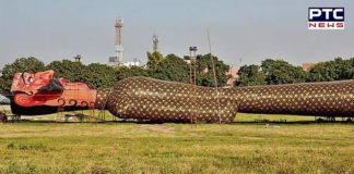 At 215 ft; Tricity to host its tallest Ravana in Panchkula