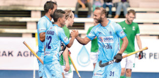 Indian men, women record identical 5-2 wins in Hockey 5s