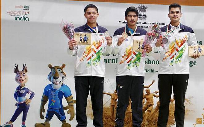 Shooters Manu Bhaker, Saurabh Chaudhary to spearhead Indian challenge in the 2018 Youth Olympic Games