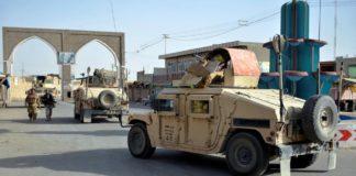 Taliban attack Afghan army base